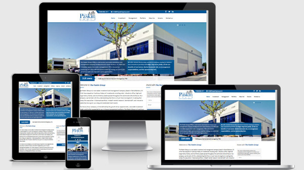 paskin group responsive